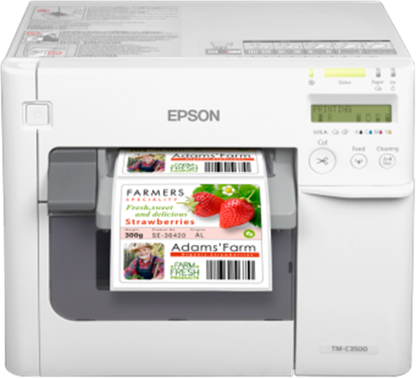 Picture of Epson TM-C3500
