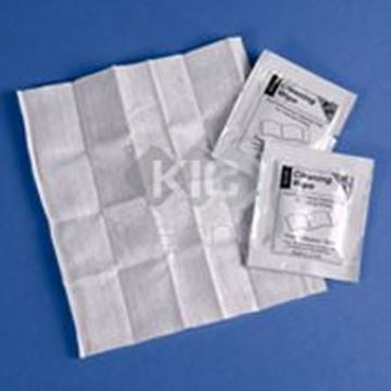 Picture of E-Z wipe Presaturated cloths for cleaning printheads. 50 per box