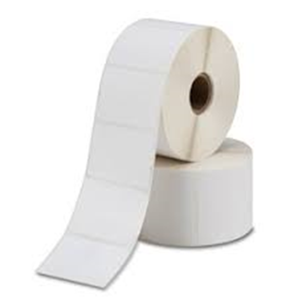 Picture of Thermal Direct 100mm x 48mm 38mm core 1 across label 1,500per roll