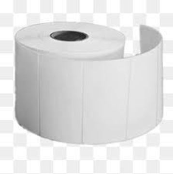 Picture of Thermal Transfer 101mm x 73mm 76mm core 1 across Label 2,000per roll. Price on Application
